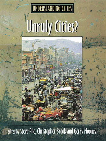 Unruly Cities? Order/Disorder book cover