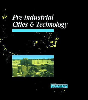 Pre-Industrial Cities and Technology book cover