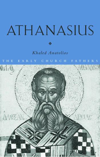 Athanasius book cover