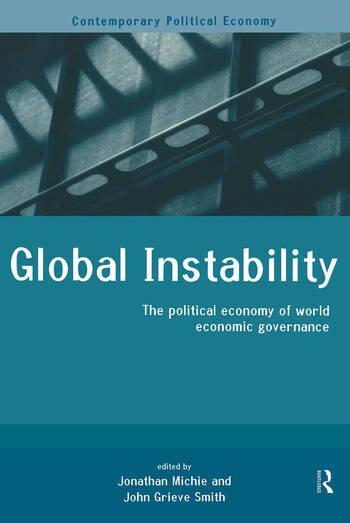 Global Instability The Political Economy of World Economic Governance book cover