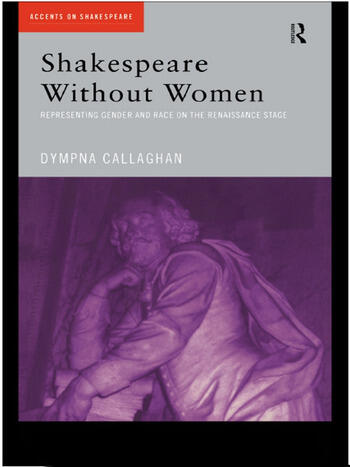 Shakespeare Without Women book cover