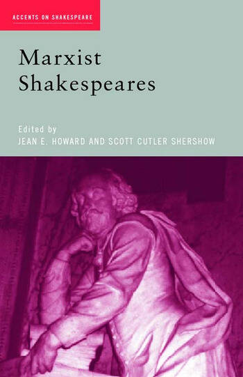 Marxist Shakespeares book cover