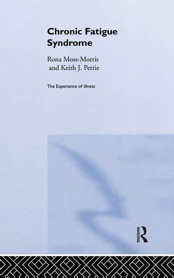 Chronic Fatigue Syndrome book cover