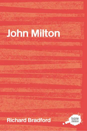 John Milton book cover