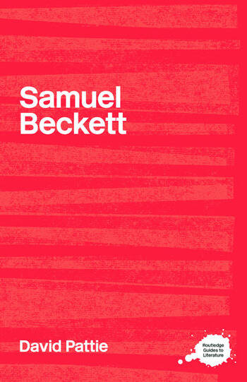 Samuel Beckett book cover