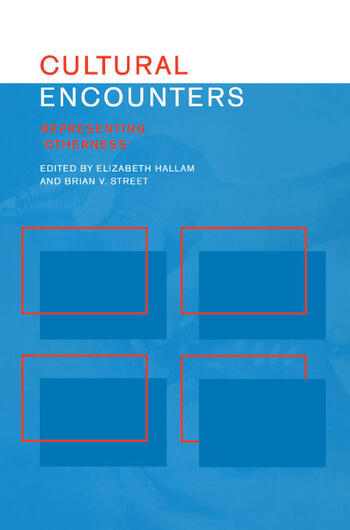 Cultural Encounters Representing Otherness book cover