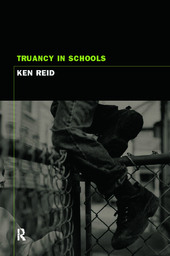 Truancy and Schools book cover