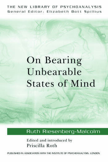 On Bearing Unbearable States of Mind book cover