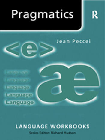 Pragmatics book cover
