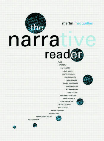 The Narrative Reader book cover