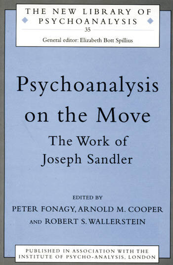 Psychoanalysis on the Move The Work of Joseph Sandler book cover