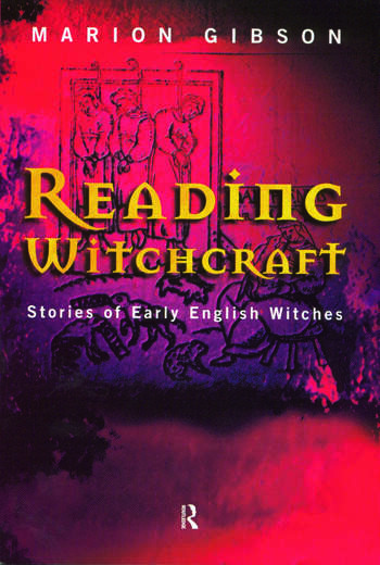Reading Witchcraft book cover