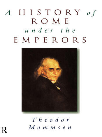 A History of Rome under the Emperors book cover