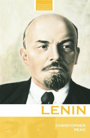 Lenin A Revolutionary Life book cover