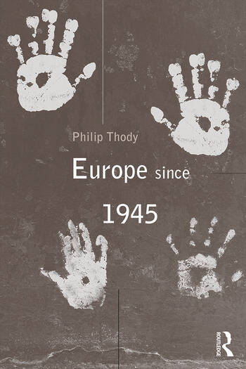 Europe Since 1945 book cover