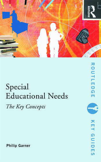 Special Educational Needs: The Key Concepts book cover
