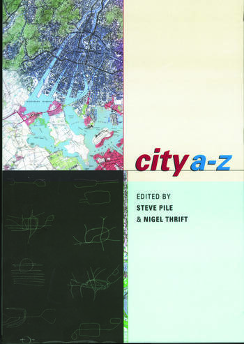 City A-Z Urban Fragments book cover