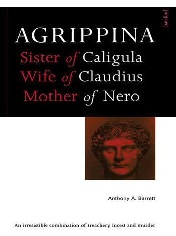 Agrippina Mother of Nero book cover