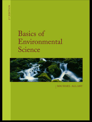Basics of Environmental Science book cover