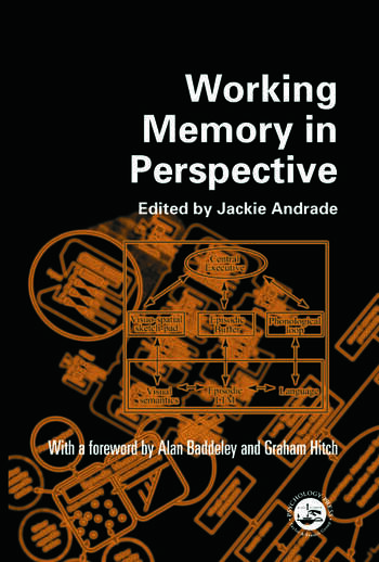 Working Memory in Perspective book cover