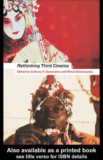 Rethinking Third Cinema book cover