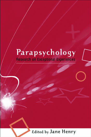 Parapsychology Research on Exceptional Experiences book cover