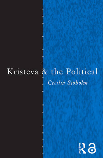 Kristeva and the Political book cover