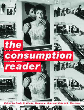 The Consumption Reader book cover