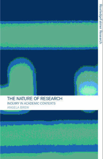 The Nature of Research Inquiry in Academic Contexts book cover