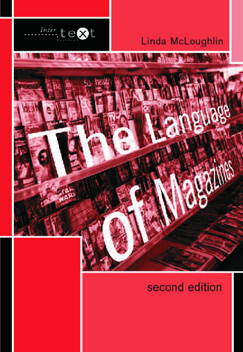 The Language of Magazines book cover