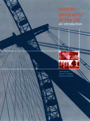 Human Geography of the UK An Introduction book cover