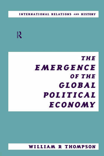 The Emergence of the Global Political Economy book cover