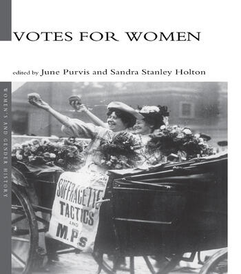 Votes For Women book cover