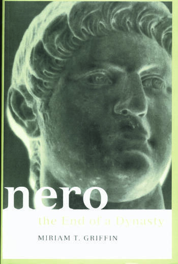 Nero The End of a Dynasty book cover