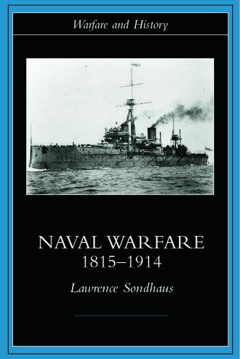 Naval Warfare, 1815-1914 book cover