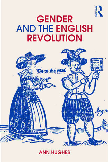 Gender and the English Revolution book cover