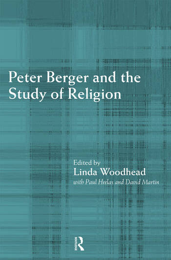 Peter Berger and the Study of Religion book cover