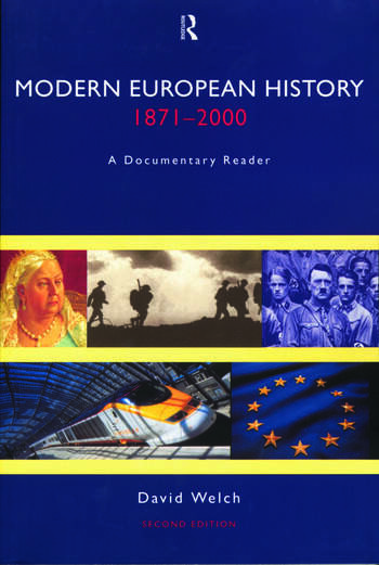 Modern European History, 1871-2000 A Documentary Reader book cover