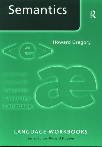 Semantics book cover