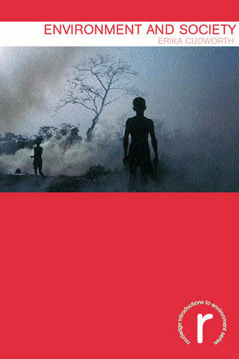 Environment and Society book cover