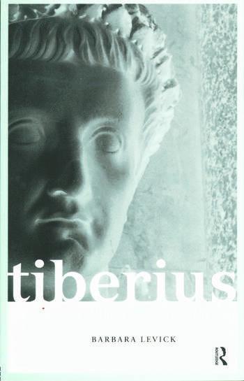 Tiberius the Politician book cover