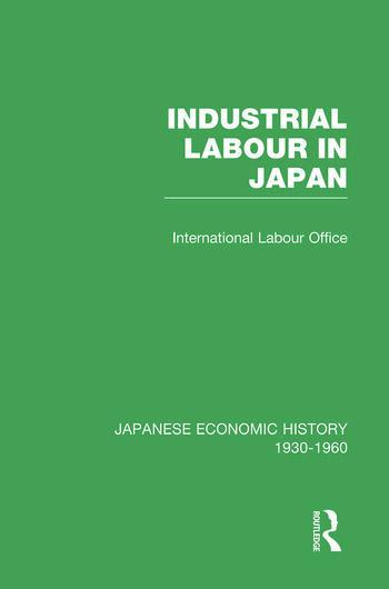 Industrial Japan V 5 book cover