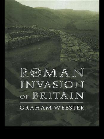 The Roman Invasion of Britain book cover