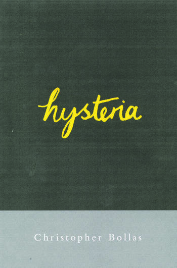 Hysteria book cover