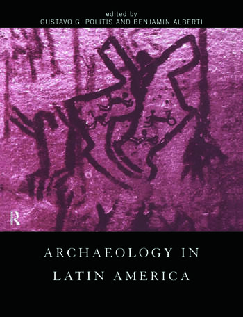 Archaeology in Latin America book cover