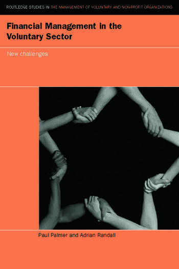 Financial Management in the Voluntary Sector New Challenges book cover