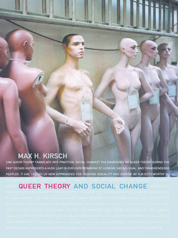 Queer Theory and Social Change book cover