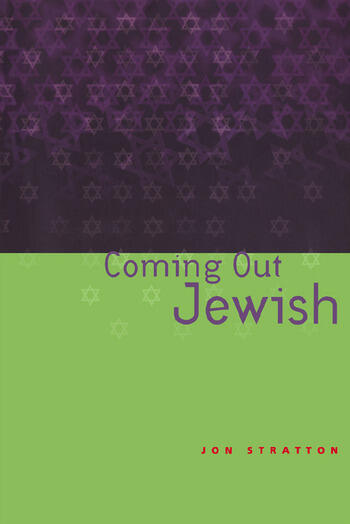 Coming Out Jewish book cover
