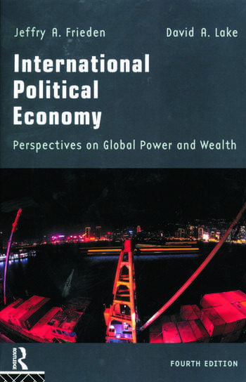 International Political Economy Perspectives on Global Power and Wealth book cover