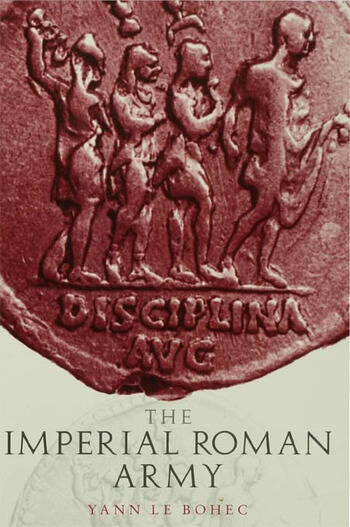 Imperial Roman Army book cover